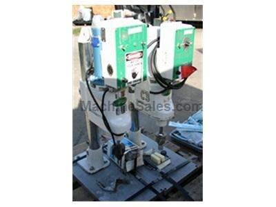 Swan-Matic Capper, variable DC drive