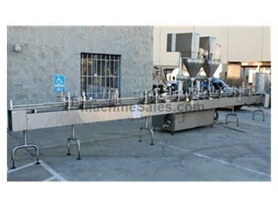 EDT/Encore Dual-head Auger Filler Dual-head Auger Filler