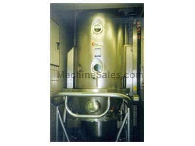 Glatt GVT400 Vacuum Dryer complete w/ Solvent Recovery System