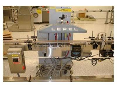 Lepel Induction Sealer