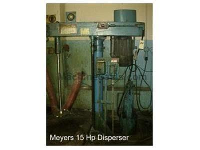 MYERS MODEL 775-15-361 15 H.P. XP DISPERSER