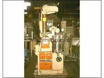 ABBE S/S VACUUM DISPERSION MIXER