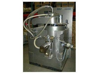 Aeromatic-Fielder GP65SP Hi-shear Mixer/Granulator