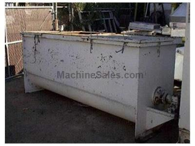 80 C.F. Carbon Steel RIBBON BLENDER