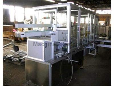MULTI-PACK FORMATIC TRAY PACKER