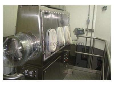 PSL Monocell IBC Zero Dust Ingredient Weigh Chamber