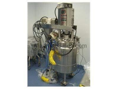 100 liter Lee Tri-Mix Turbo-Shear Double-motion Kettle