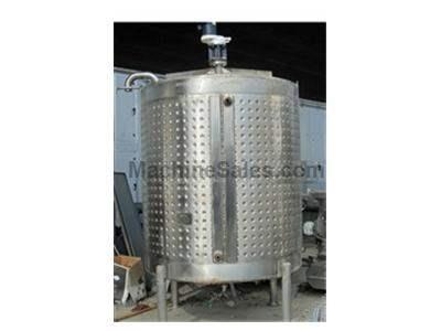 1,000 gallon Jacketed Tank w/ Mixer
