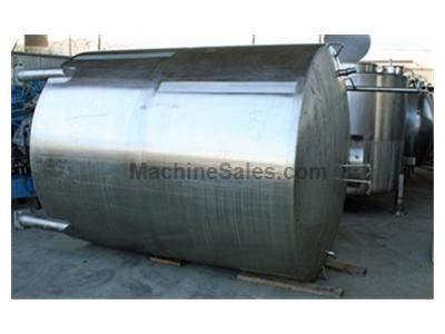 2,000 gallon s.s. Storage Tank