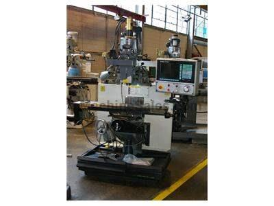 BRIDGEPORT HARDINGE SERIES I EZ VISION 3 AXIS CNC MILLING MACHINE