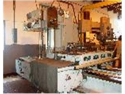 1960 Lucas 41B-48 Horizontal Boring Bar