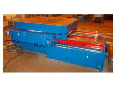 "71"" x 78"" Union Ti-1800 Power Cross Sliding Rotary Table"