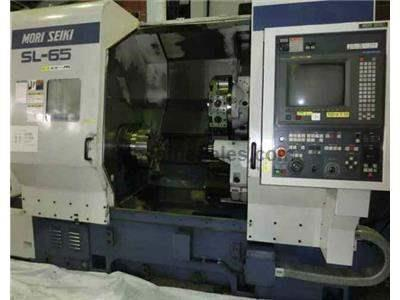 MORI SEIKI #SL65A CNC TURNING CENTER