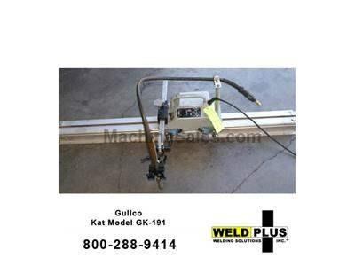 Gullco Kat Model GK-191 | KAT welding cutting carriage. Uses standard or de