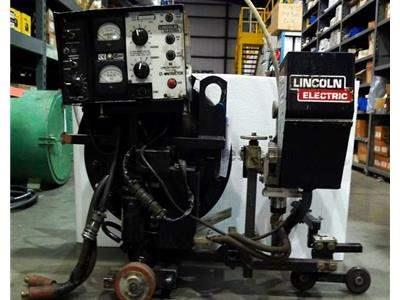 used lincoln lt 7 tractor for sub arc welding for sale 57849. Black Bedroom Furniture Sets. Home Design Ideas