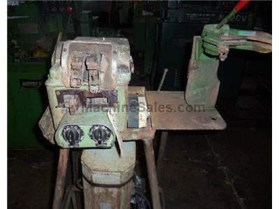 STRECKER BUTT WELDER
