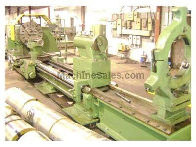 "55"" x 157"" Poreba Engine Lathe"
