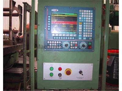 ASQUITH HORIZONTAL, FLOOR TYPE BORING MILL