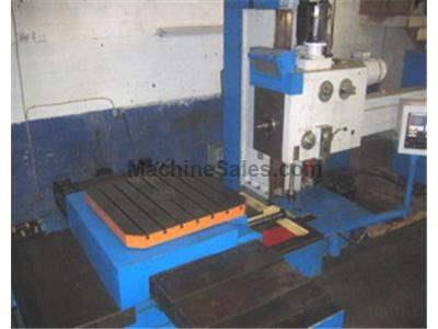 USED STANKO Model 2A622 Table Type HORIZONTAL BORING MILL