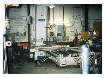 USED WOTAN Model B130S HORIZONTAL BORING MILL