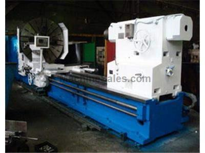 USED ENGINE LATHE D-F Model: CW61220