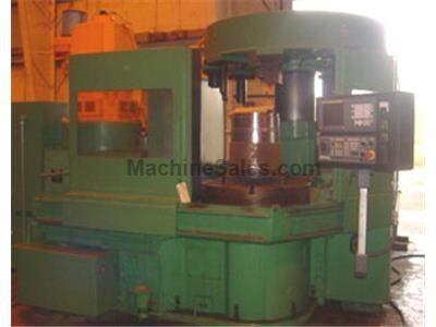 "46"" Warner & Swasey Gray CNC Vertical Boring Mill"