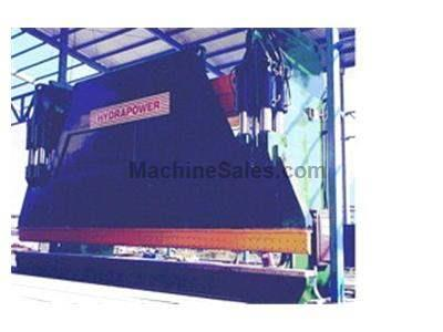 3000 ton x 42' Hydrapower dh series press brake