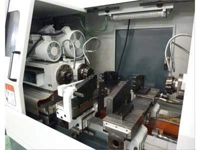 Conventional end facing & centering machine model xz8220c/1000