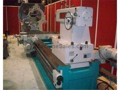 "1.6m (63"") x 5m (200"") d-f series cf-m 3-bed ways model cf61160m conventional lathe"