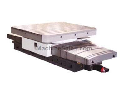 D-F 4m x 4m model fd1000 cnc rotary table