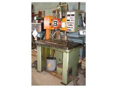Burgmaster Turret Drilling, Tapping and Boring Machine, Model 1D,
