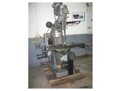 Bridgeport, Vertical Milling Machine, S/N: 253563