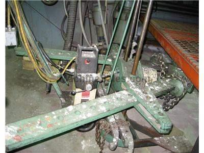 Industrial Engineering Equipment Company, Portable 60 Ton Puller,