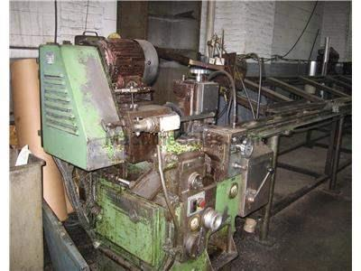 Wagner Cold Saw, S/N: 198