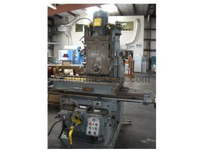 "OKK, 14-1/4"" x 65"", Bed Mill, #MH-3P;  w/Walker Electromagnetic C"