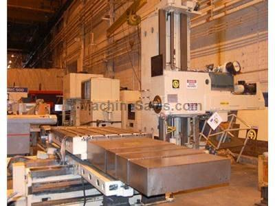 "5"" Giddings & Lewis PC50 CNC Table Type Horizontal Boring Mill"