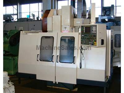 YANG #MV3A CNC VERTICAL MACHINING CENTER