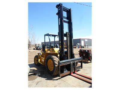 Waco MT100 Forklift, New GM 350 Installed in 2012