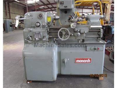 "Monarch, Precision, Toolroom, #EE,  Rebuilt by Monarch (1989), 10"" x 2"