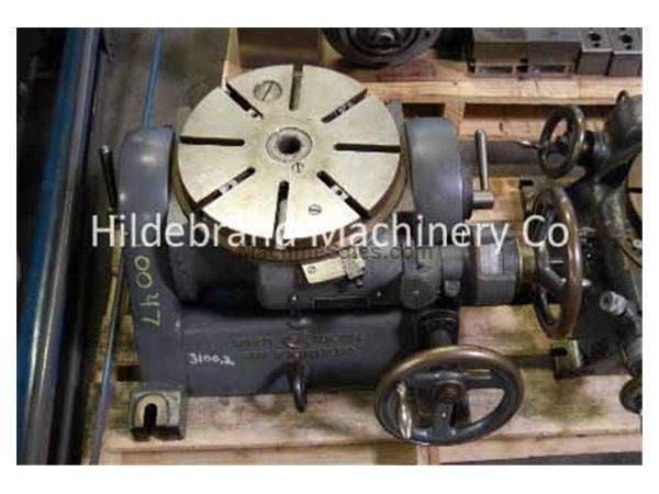 "12"" SIP TILTING ROTARY TABLE"