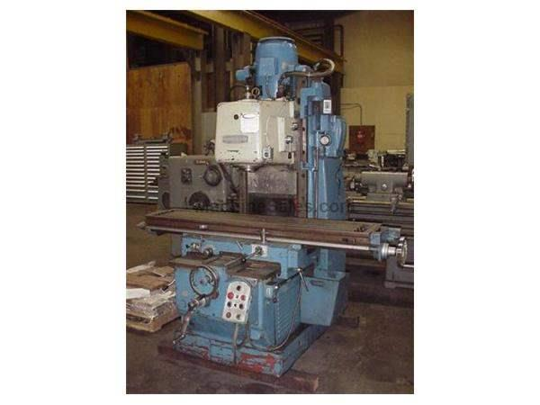 OKK BED TYPE VERTICAL MILL