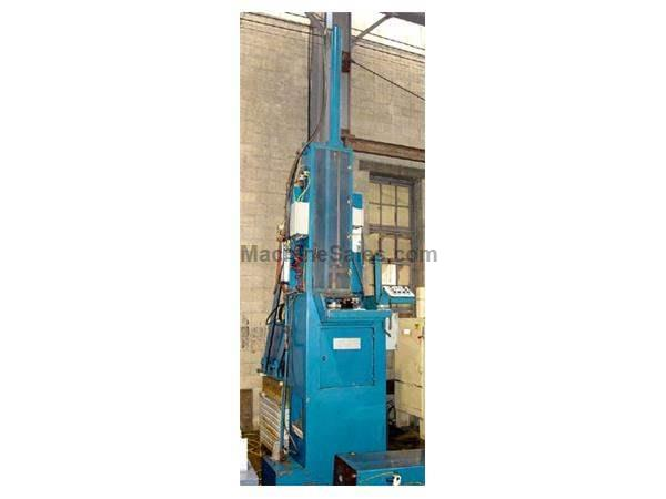 "15 TON  x 56"" STROKE MINI BROACH, Model 15UV56"