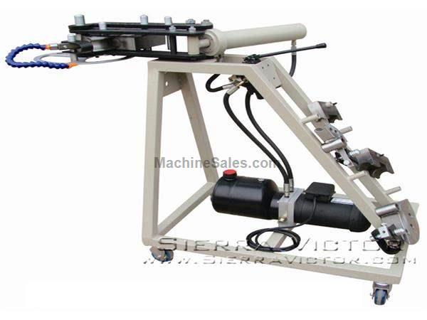"2"" GMC® Hydraulic Power Tube Bender"