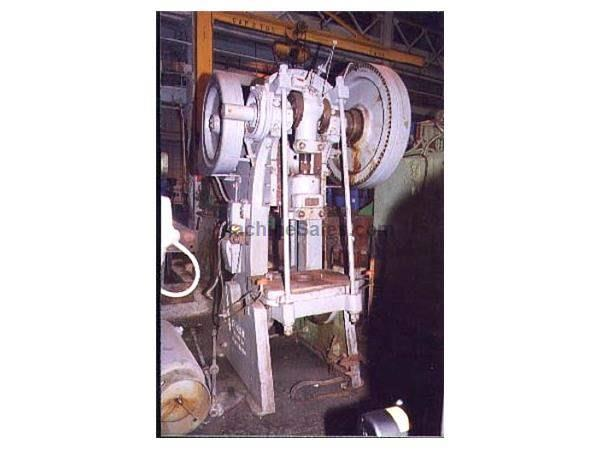 "60 Ton 8"" Stroke Federal 5, 60 Ton OBI PRESS, Mechanical Clutch"