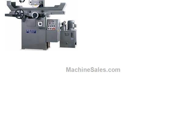"6"" Width 18"" Length Sharp SG-618 2A SURFACE GRINDER, 2 Axis Hydraulic"