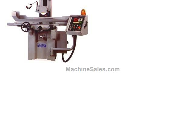 "8"" Width 20"" Length Sharp SG-820 3A SURFACE GRINDER, 3 Axis Automatic w/IDF"