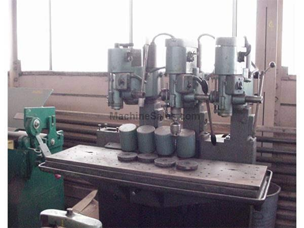 3 Spindles Arboga EF1045 MULTI-SPINDLE DRILL