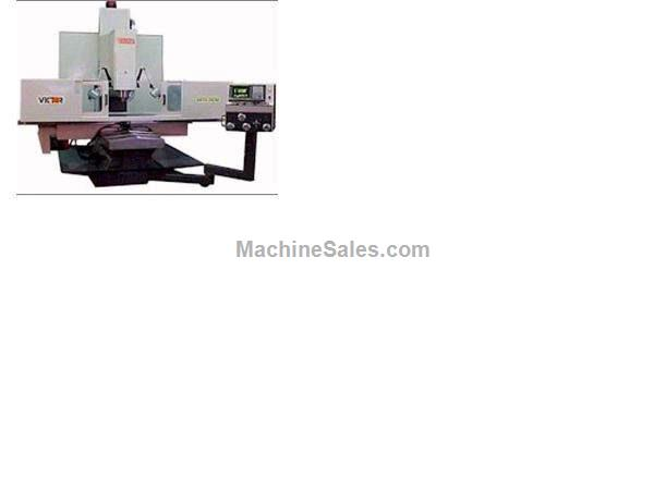 "61"" X Axis 30"" Y Axis Victor 2473DCM NEW CNC MILL-VMC, Fanuc Oi-M Control"