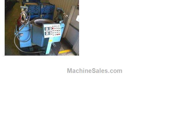4 Cu. Ft. Automated Finishing AFI-2H36 VIBRATORY FINISHER, 2-SPINDLE