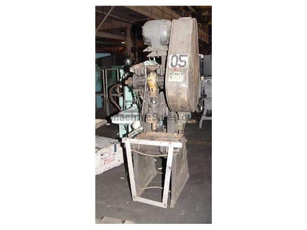 "18 Ton 1.75"" Stroke Niagara A2, 18 Ton OBI PRESS, Mechanical Clutch"